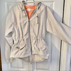 GAP Lightweight Hooded Jacket | sz M Tall